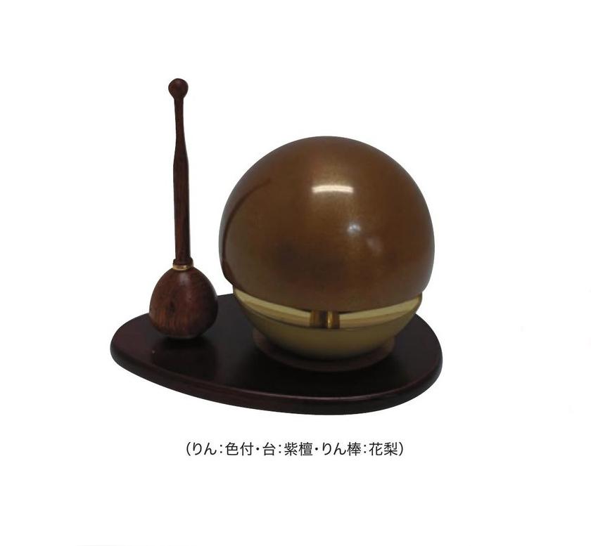 たまゆらりん 1.8寸 色付【鳴り物】